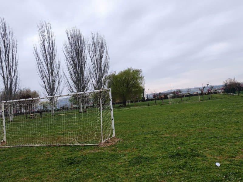Campos de fútbol El Mazo
