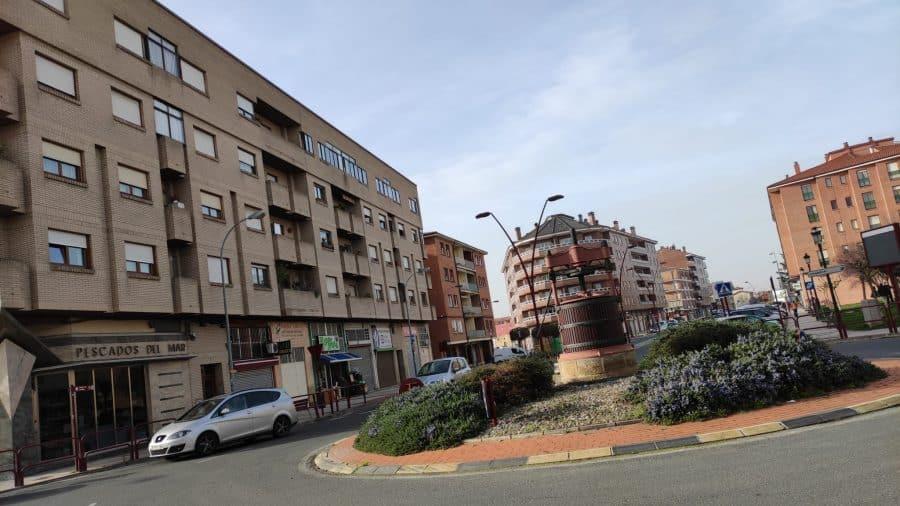 Plaza Castañares Haro