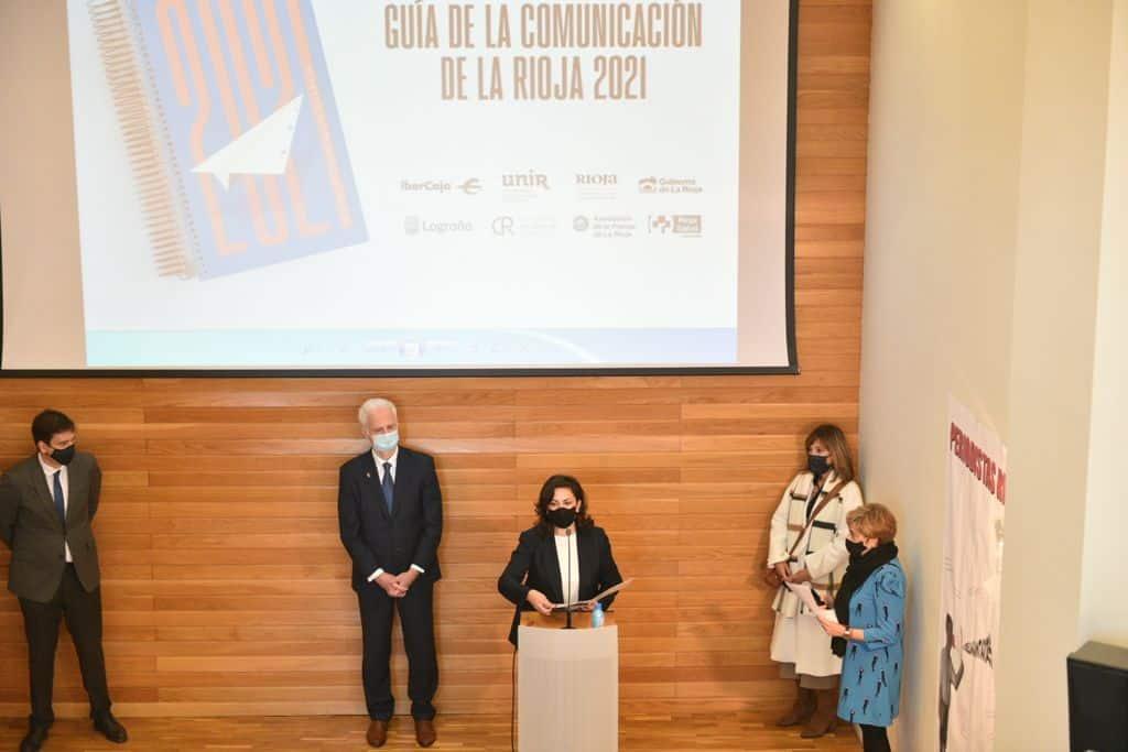 Presentada la Guía de Comunicación de La Rioja 2021 2
