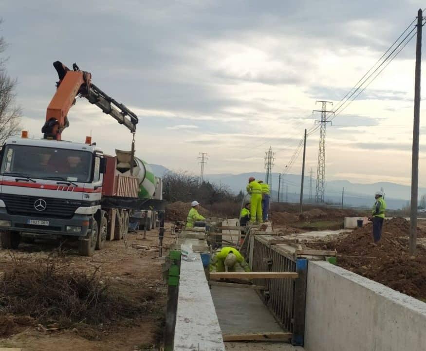 Ábalos inaugura la restauración del Puente de Piedra de Logroño sobre el río Ebro 6