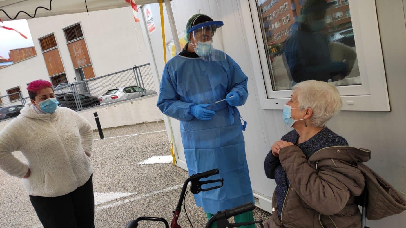 Arranca en Haro y Santo Domingo de la Calzada un proyecto piloto de vacunación 3