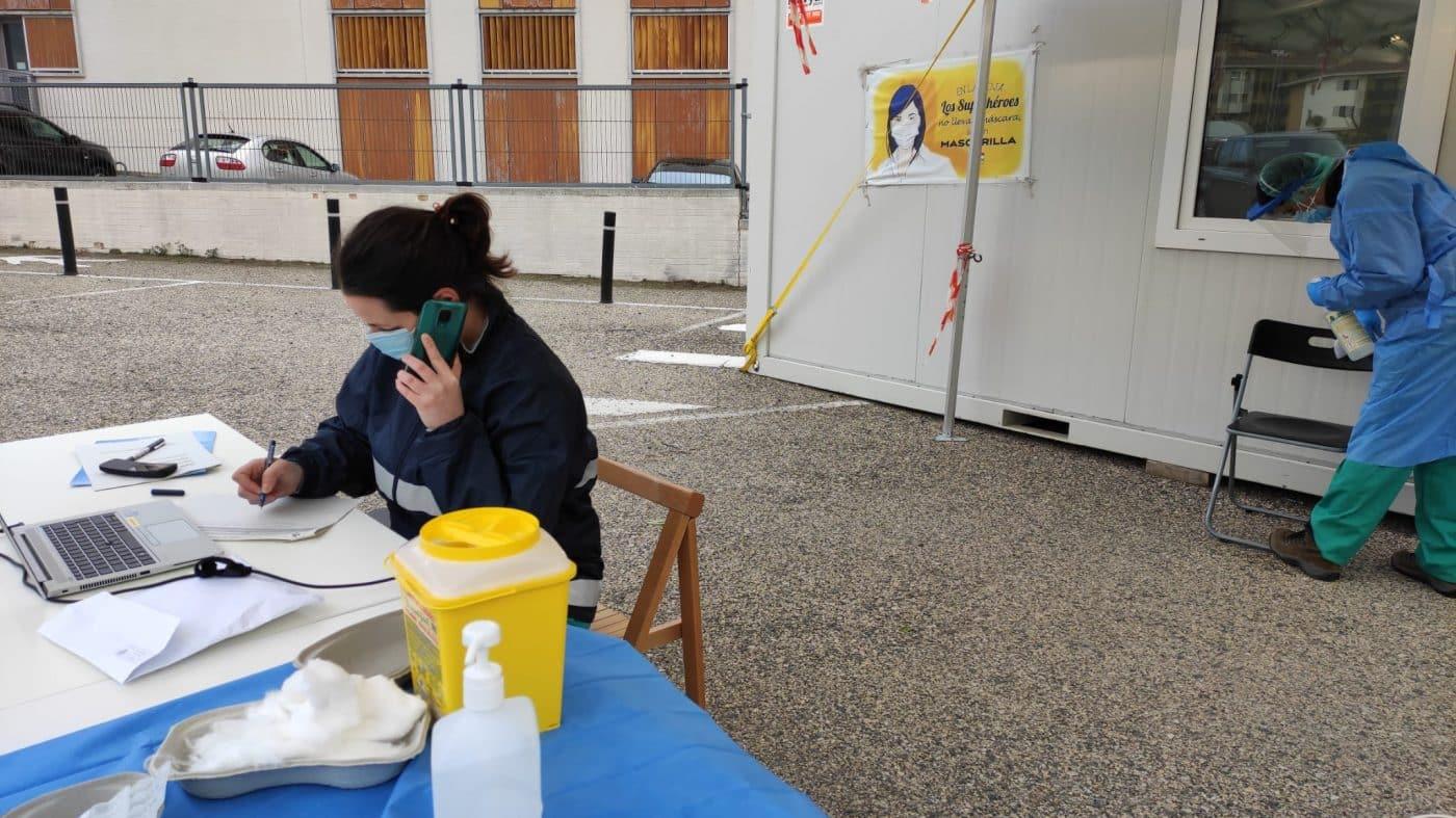 Arranca en Haro y Santo Domingo de la Calzada un proyecto piloto de vacunación 2