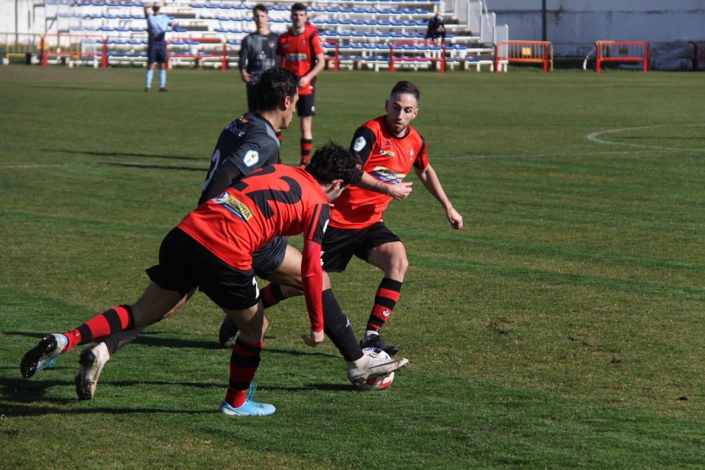 Derrotas de La Calzada y Náxara en la jornada del domingo 1