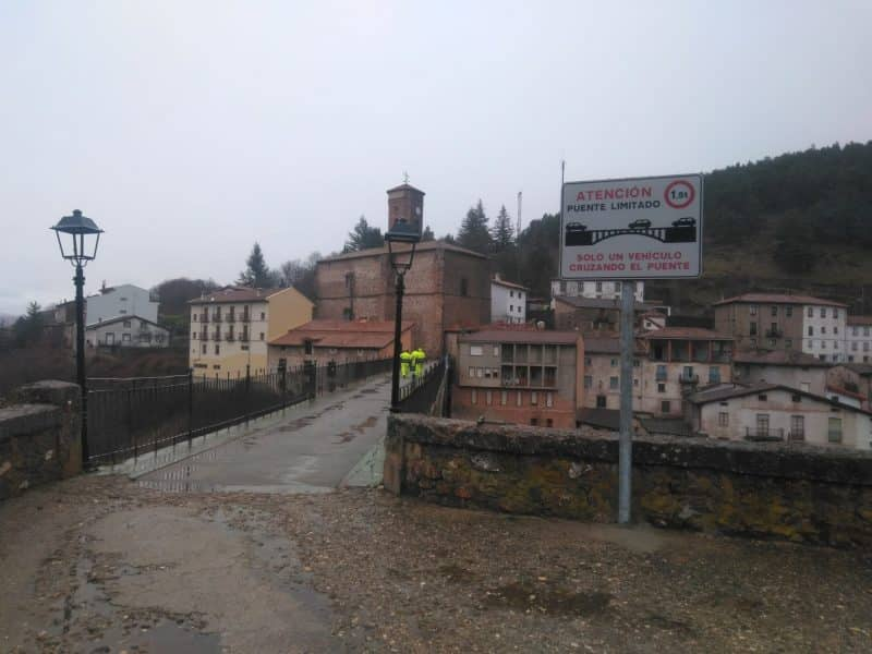 Viaducto de Ortigosa