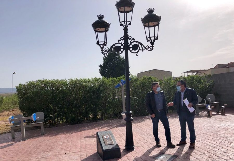 El Gobierno riojano invierte 600.000 euros en Castroviejo, Manjarrés, Alesón y Uruñuela para mejorar sus servicios 3