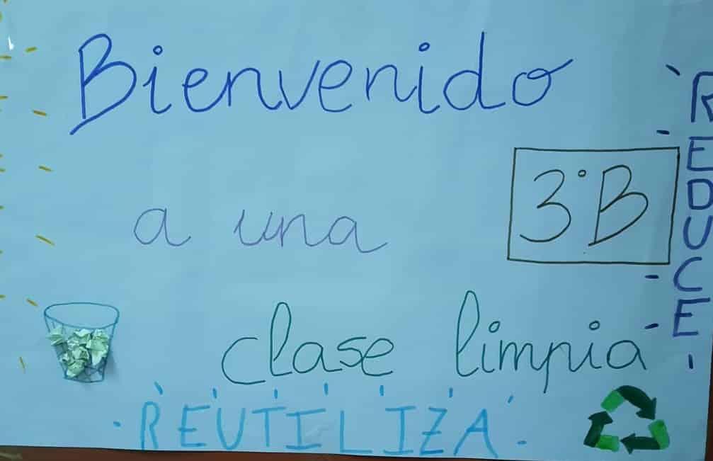Alumnos del IES Rey Don García impulsan un proyecto educativo para mantener el entorno de Nájera más limpio 3