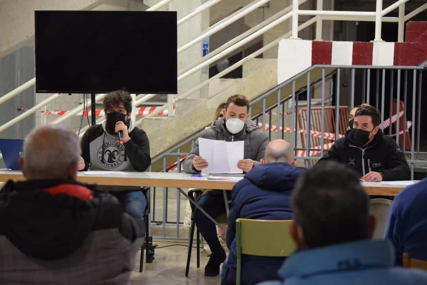 Haro Deportivo y Haro Sport Club, en conversaciones para fusionarse 1