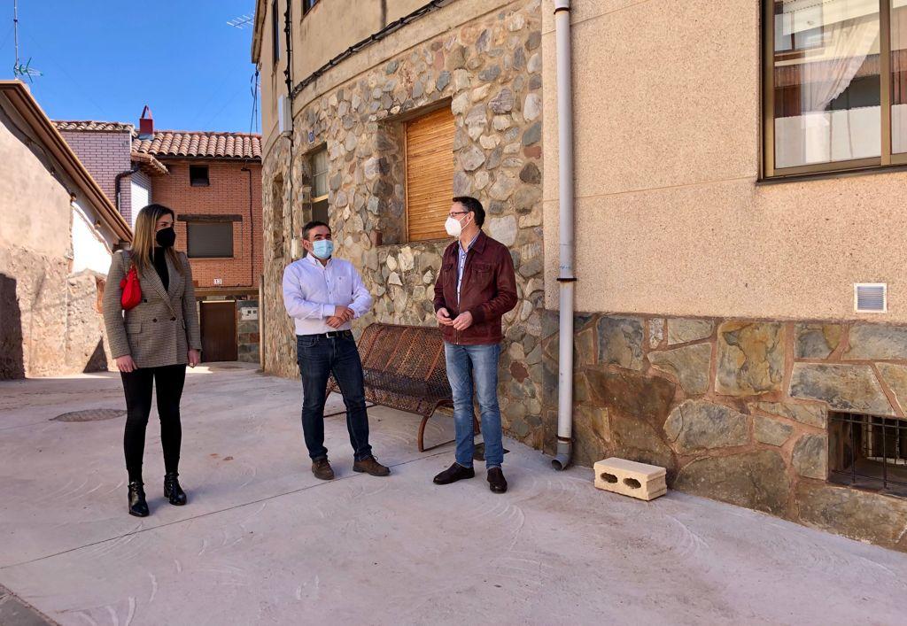 El Gobierno riojano invierte 250.000 euros en Villar de Torre, Cordovín, Badarán y Cárdenas 2
