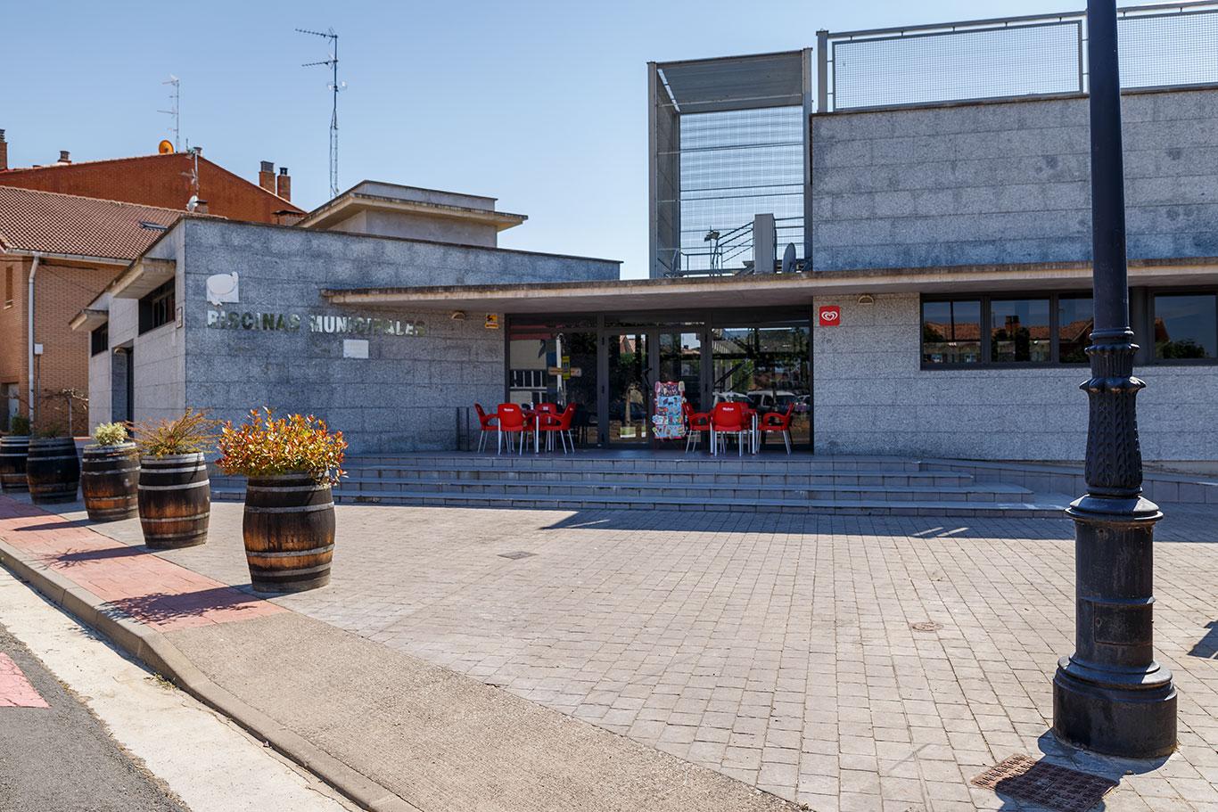 Bar Piscinas Cihuri