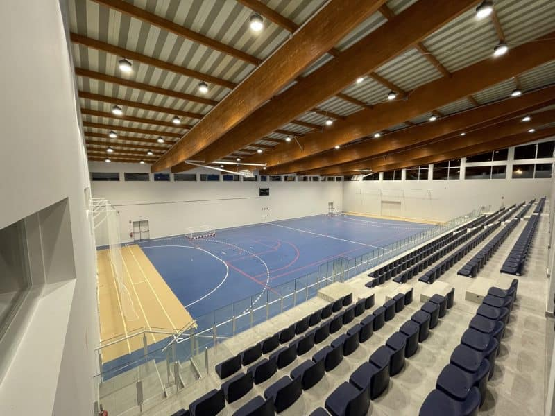 Polideportivo de Navarrete