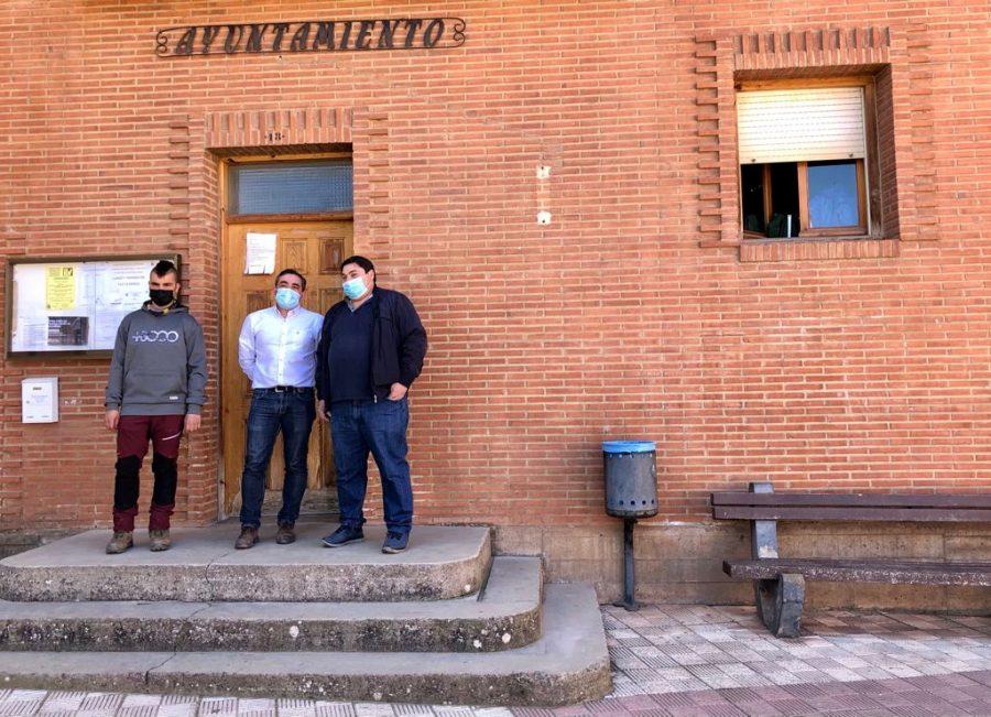 El Gobierno riojano invierte 250.000 euros en Villar de Torre, Cordovín, Badarán y Cárdenas 1