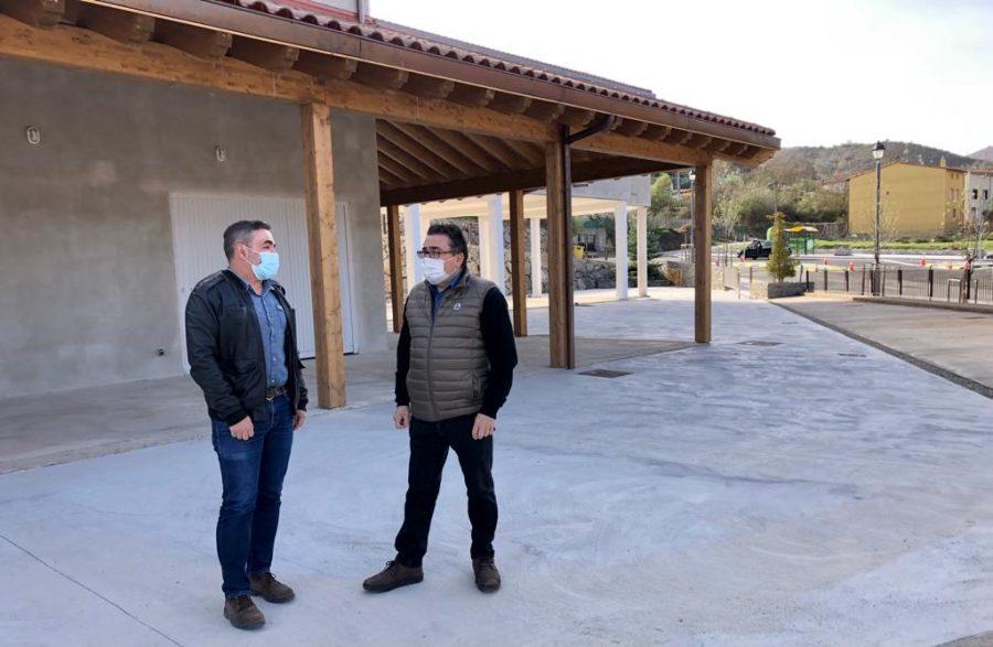 El Gobierno riojano invierte 600.000 euros en Castroviejo, Manjarrés, Alesón y Uruñuela para mejorar sus servicios 1