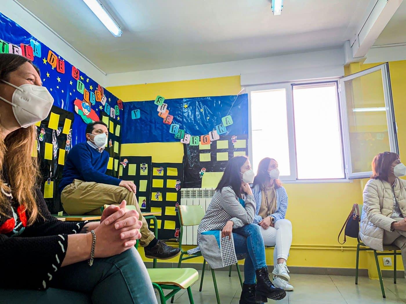 El nuevo colegio de Casalarreina será una realidad en 2023 3