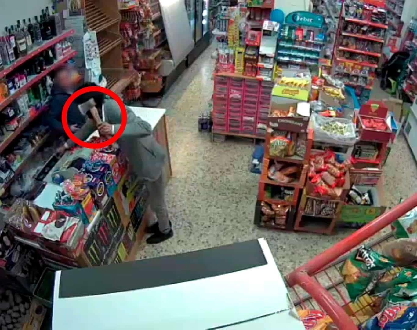 Detienen en La Rioja a dos violentos atracadores en busca y captura 3
