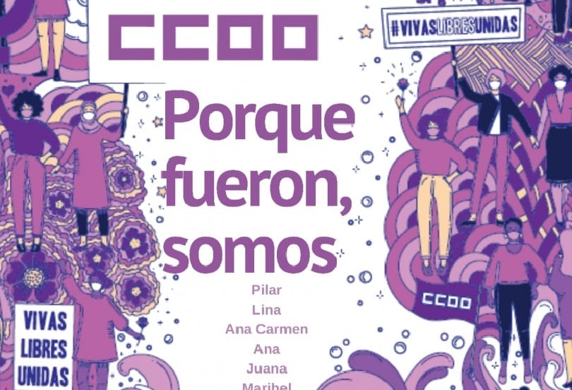 Exposición CCOO