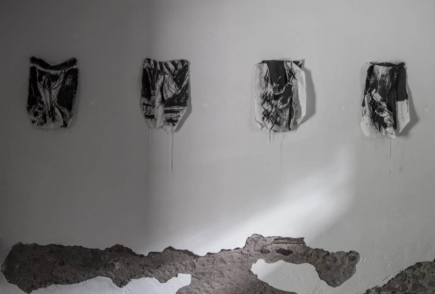 Zorromono desembarca en EspacioArteVACA en Viniegra de Abajo con 'Fragmentos rituales' 6
