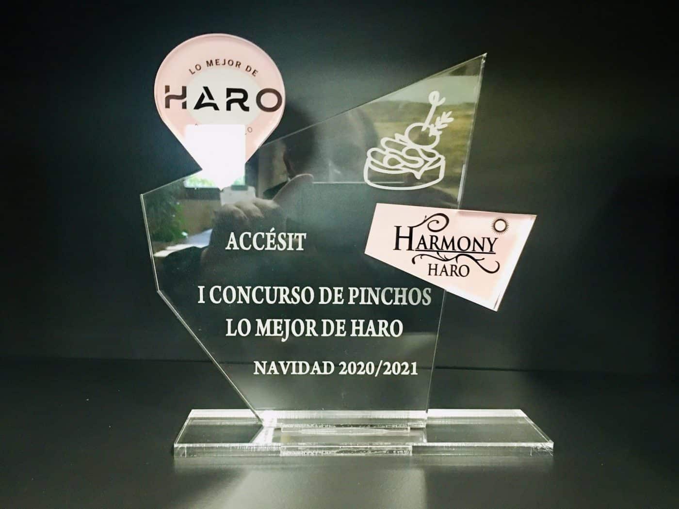 Los Berones recibe el premio del Concurso de Pinchos 'Lo Mejor de Haro' 4