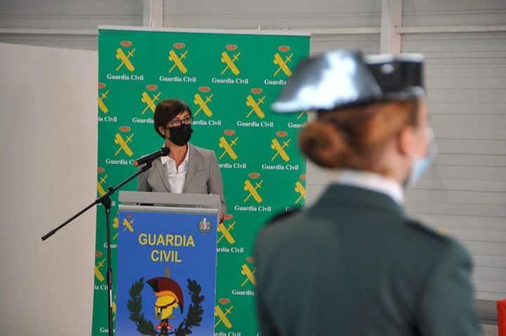 """La Guardia Civil recuerda al teniente coronel Gayoso: """"Un líder nato y un ejemplo de esfuerzo y trabajo"""" 5"""
