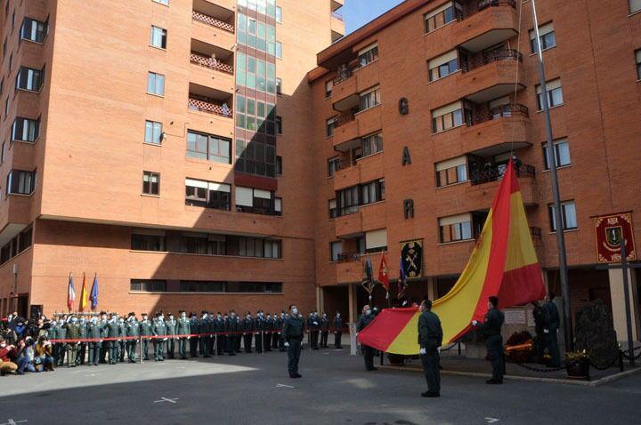 """La Guardia Civil recuerda al teniente coronel Gayoso: """"Un líder nato y un ejemplo de esfuerzo y trabajo"""" 3"""
