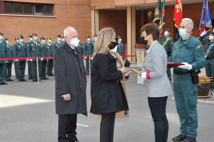 """La Guardia Civil recuerda al teniente coronel Gayoso: """"Un líder nato y un ejemplo de esfuerzo y trabajo"""" 1"""
