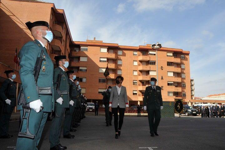 """La Guardia Civil recuerda al teniente coronel Gayoso: """"Un líder nato y un ejemplo de esfuerzo y trabajo"""" 6"""