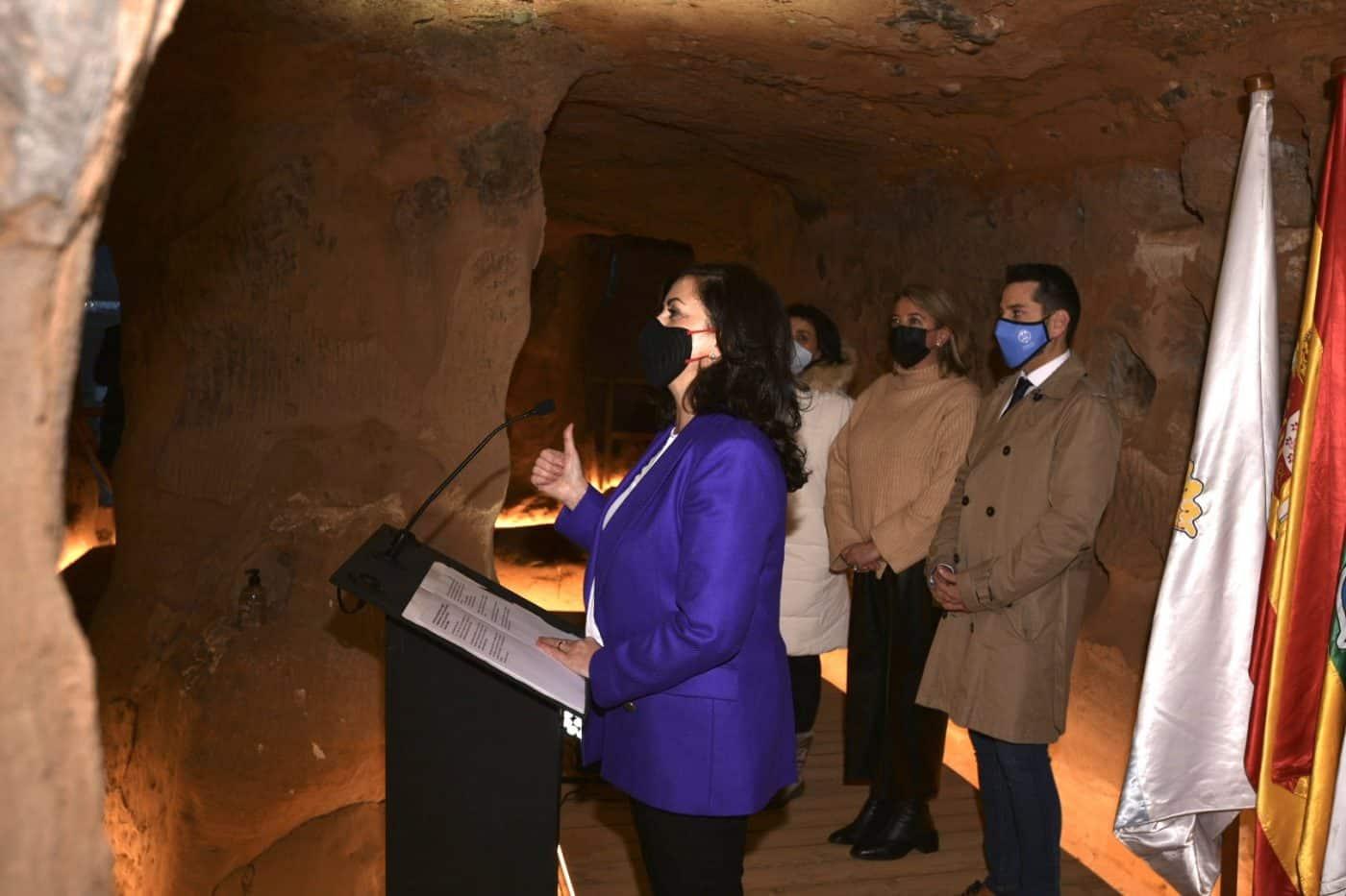 """""""Hace 40 años, las cuevas estaban abandonadas, hoy son un orgullo para Arnedo"""" 1"""