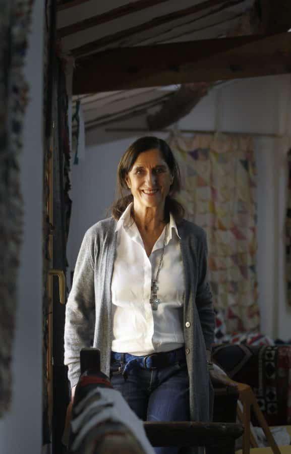 Lola Barasoain, galardonada con el Premio Mujeres en el Arte en La Rioja 2021 1