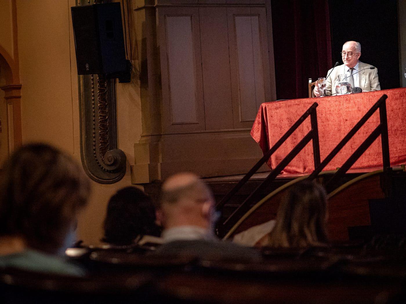 Uruñuela destaca en Haro los retos que la nueva Ley educativa abre en La Rioja 1