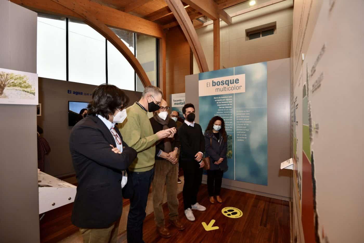 El Centro de Interpretación de Sierra de Cebollera se adapta para las personas ciegas 2