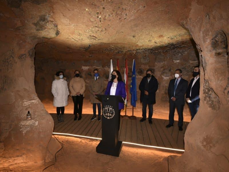 Cuevas de Arnedo