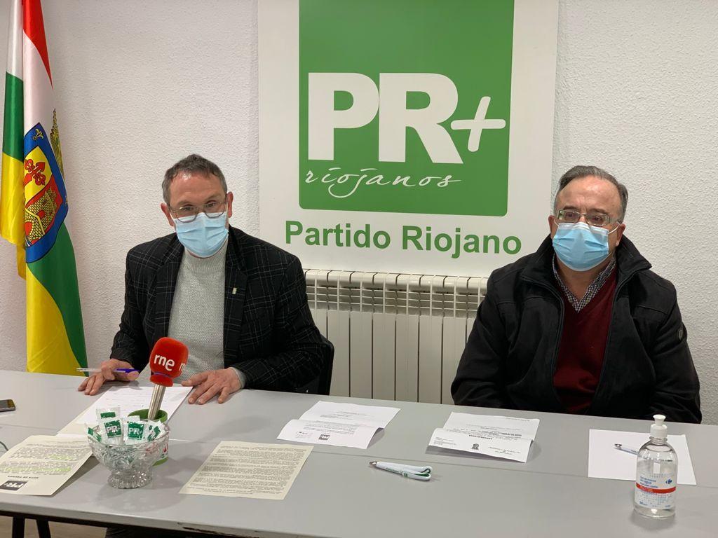 Partido Riojano
