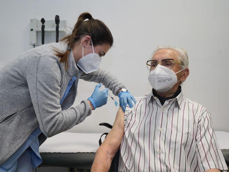 Vacunación Euskadi