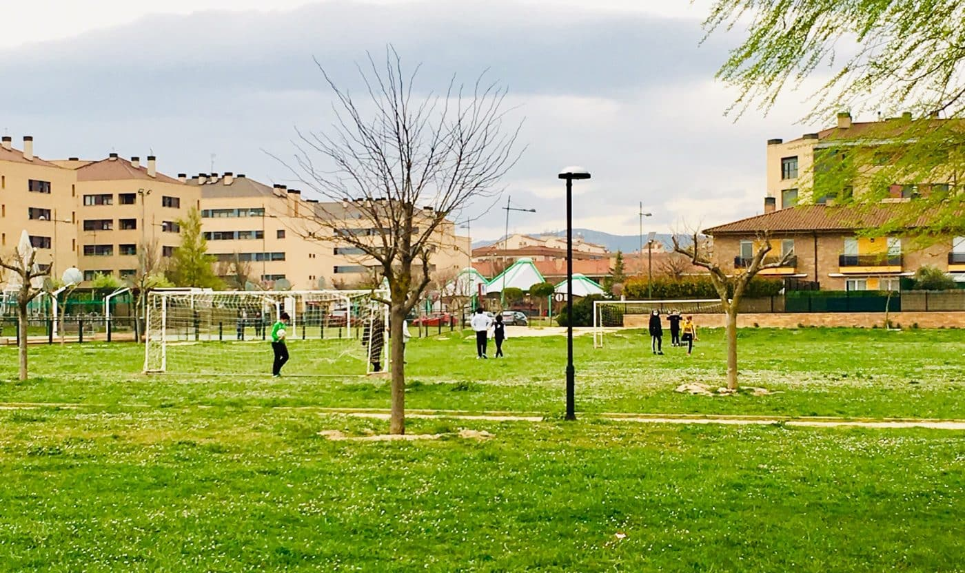Campos de fútbol de El Mazo