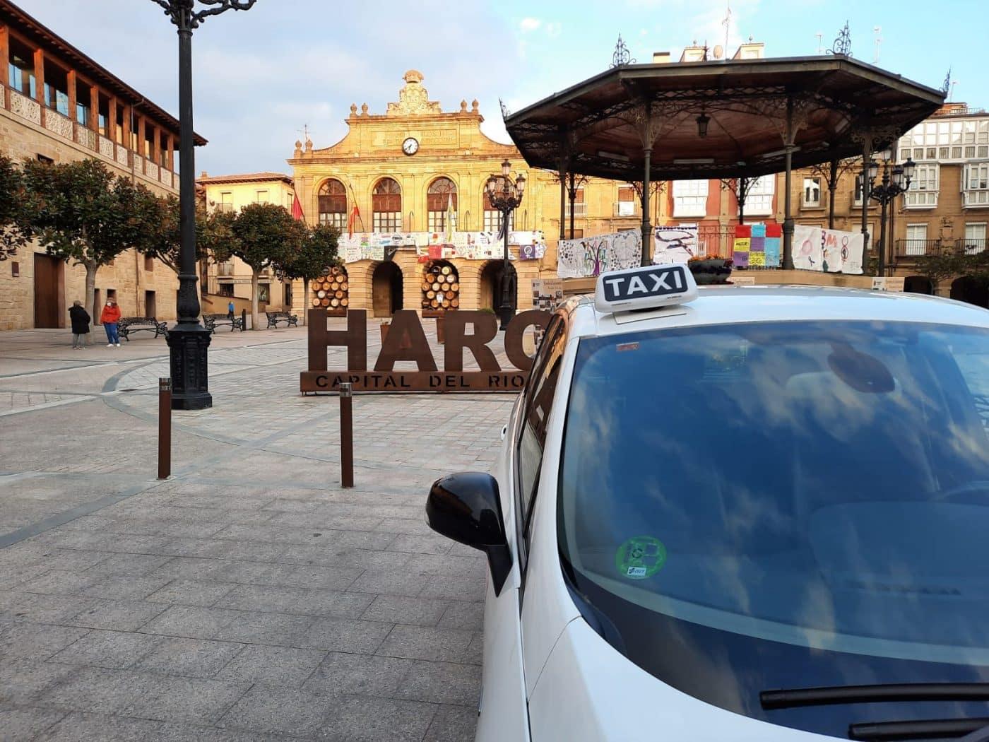 Taxi Haro