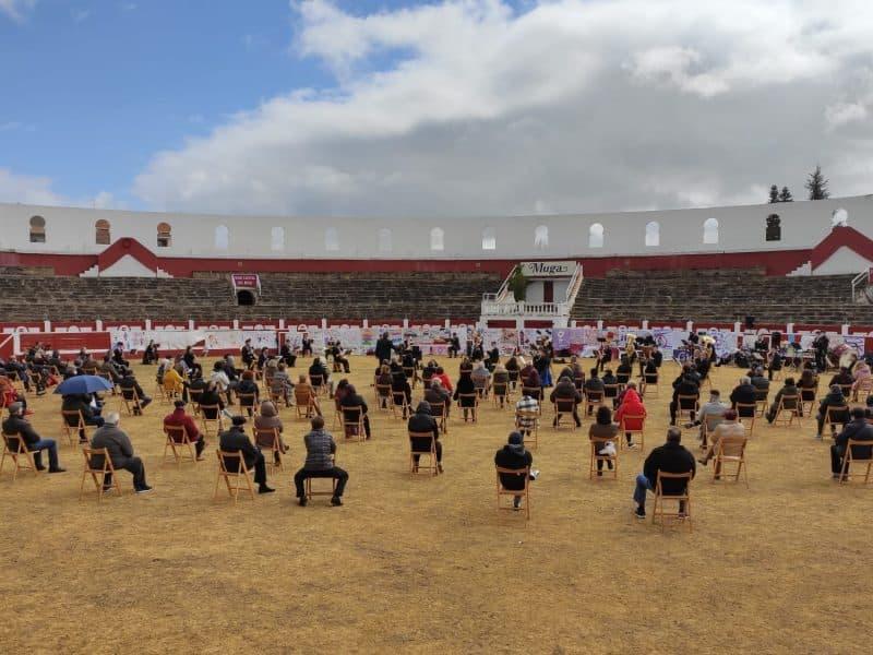 Plaza de Toros de Haro
