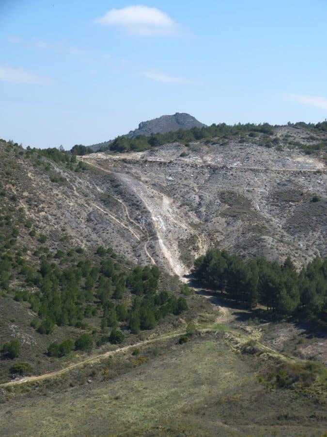 La Rioja tramitó 126 sanciones por el tránsito ilegal de vehículos en los montes durante 2020 1