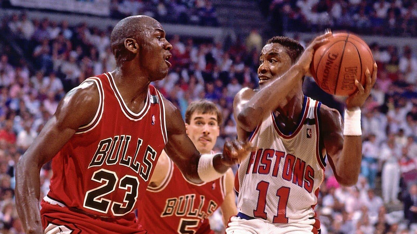 Bulls vs Detroit