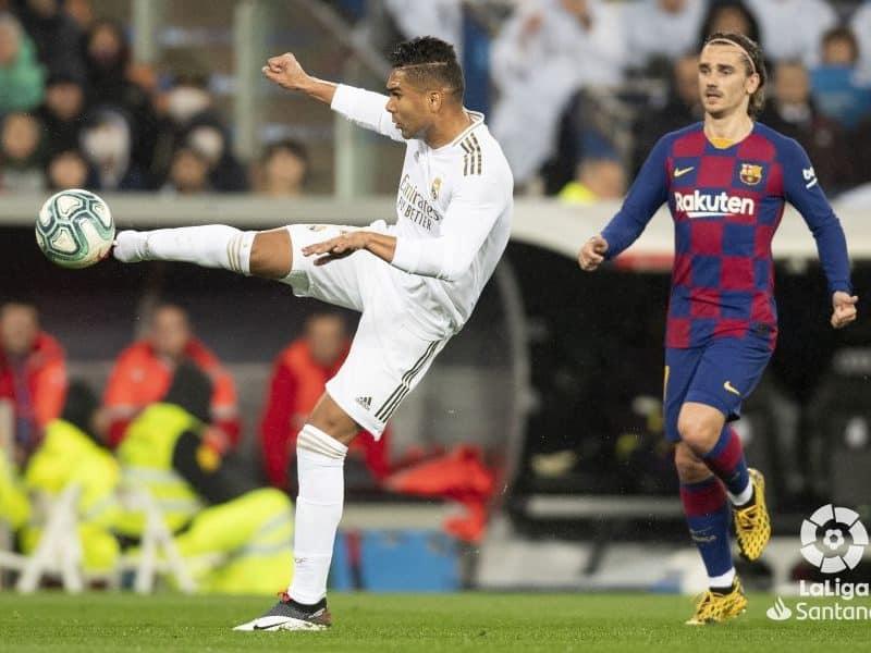 Real Madrid vs Barça