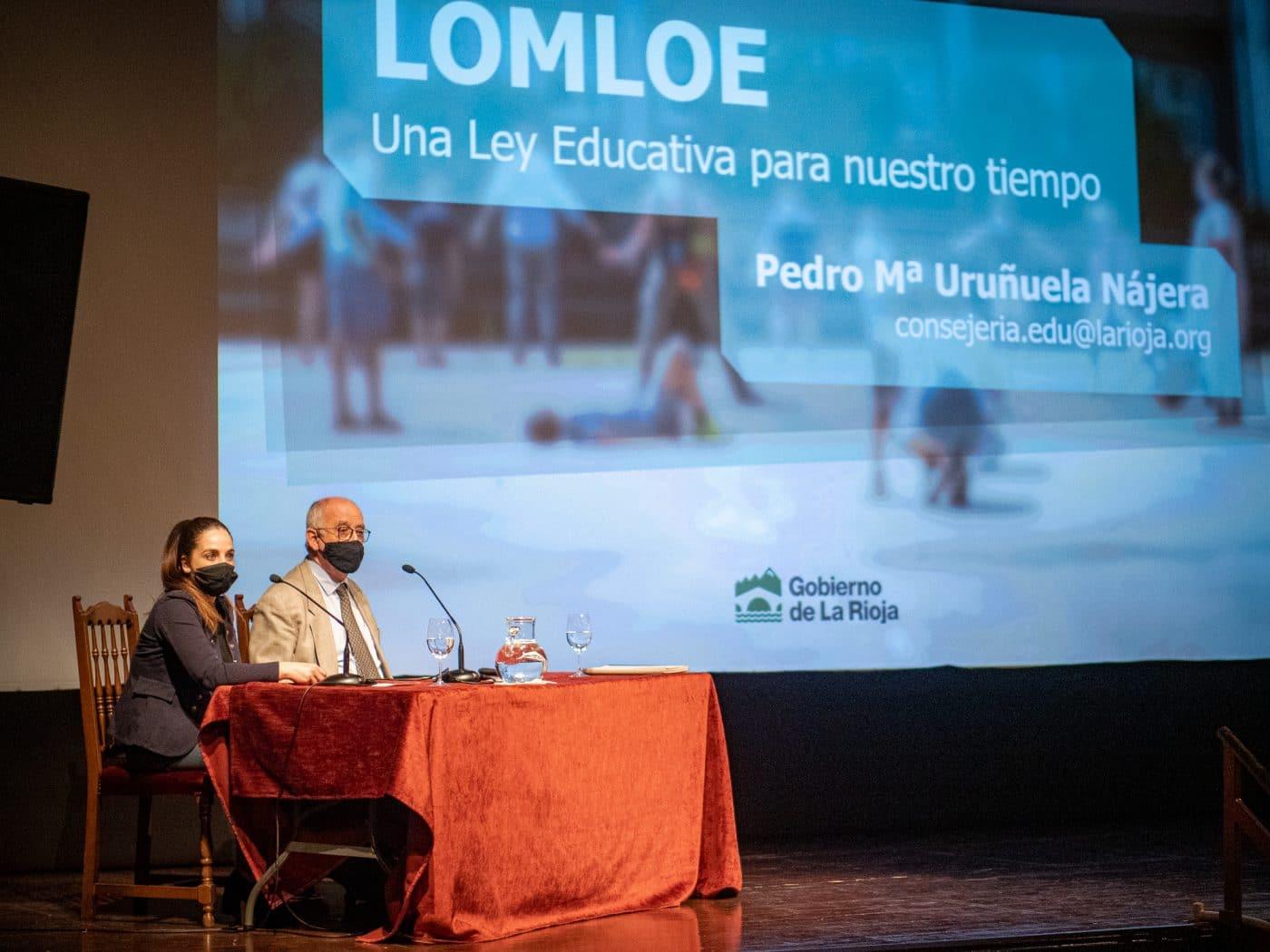 Pedro Uruñuela y Andrea Gordo