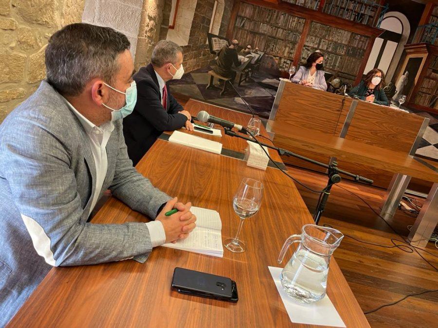 Los presupuestos de La Rioja buscarán reforzar los servicios públicos de Haro 2