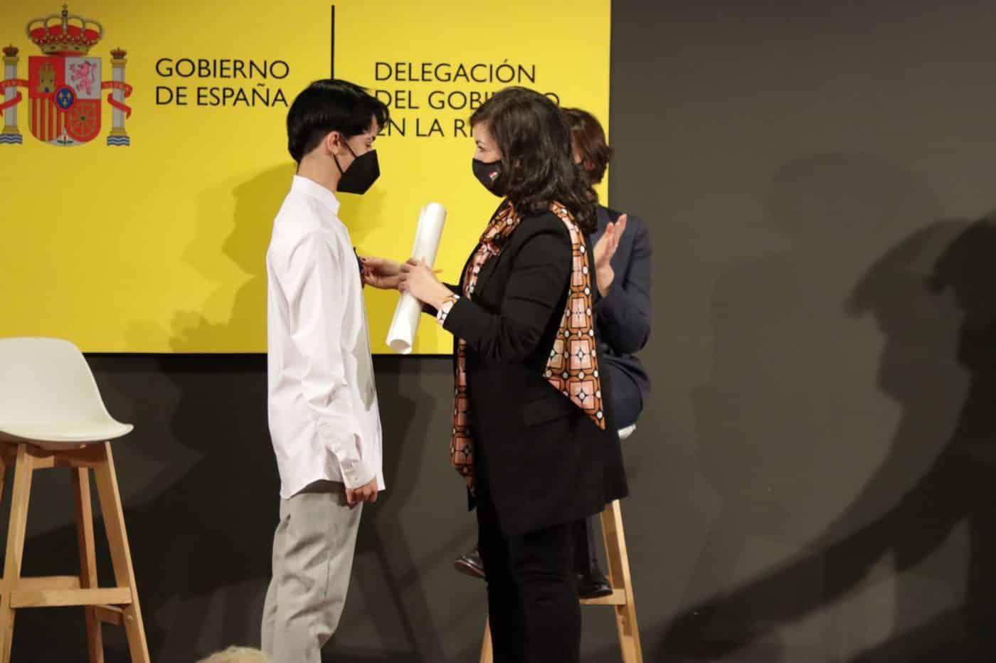Pablo Alcaide y Marcos García reciben las Medallas al Mérito de Protección Civil 3