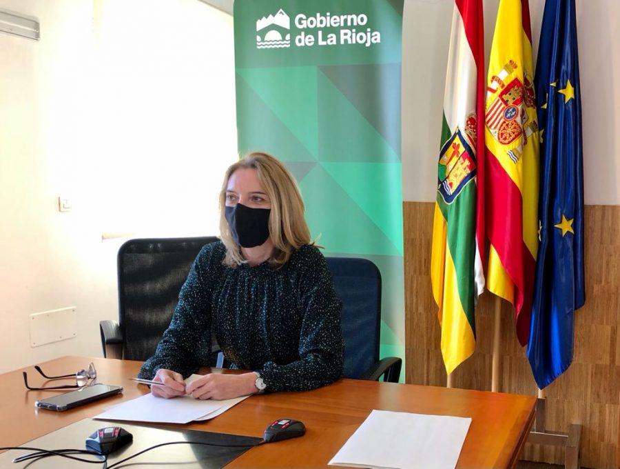 Los usuarios de residencias en La Rioja ya vacunados podrán salir de los centros hasta tres días consecutivos 1
