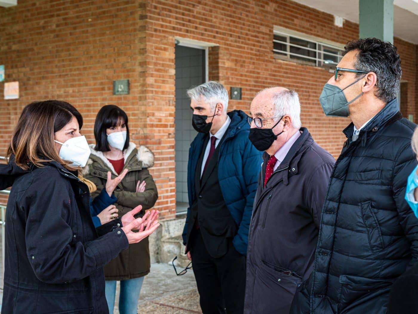 La Rioja invertirá 300.000 euros en iniciar el proyecto de ampliación del CEIP Hermosilla de Santo Domingo 2