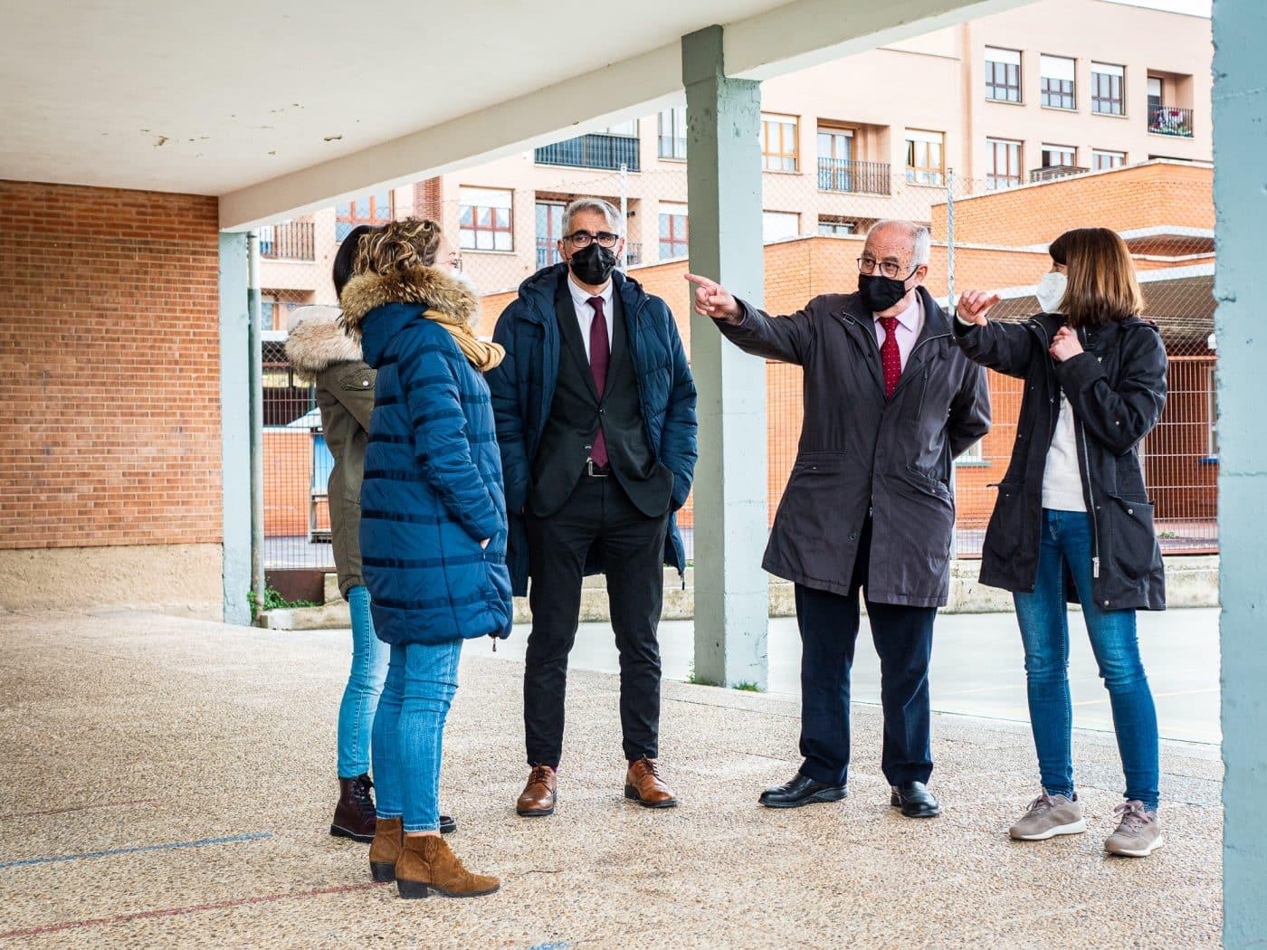La Rioja invertirá 300.000 euros en iniciar el proyecto de ampliación del CEIP Hermosilla de Santo Domingo 1