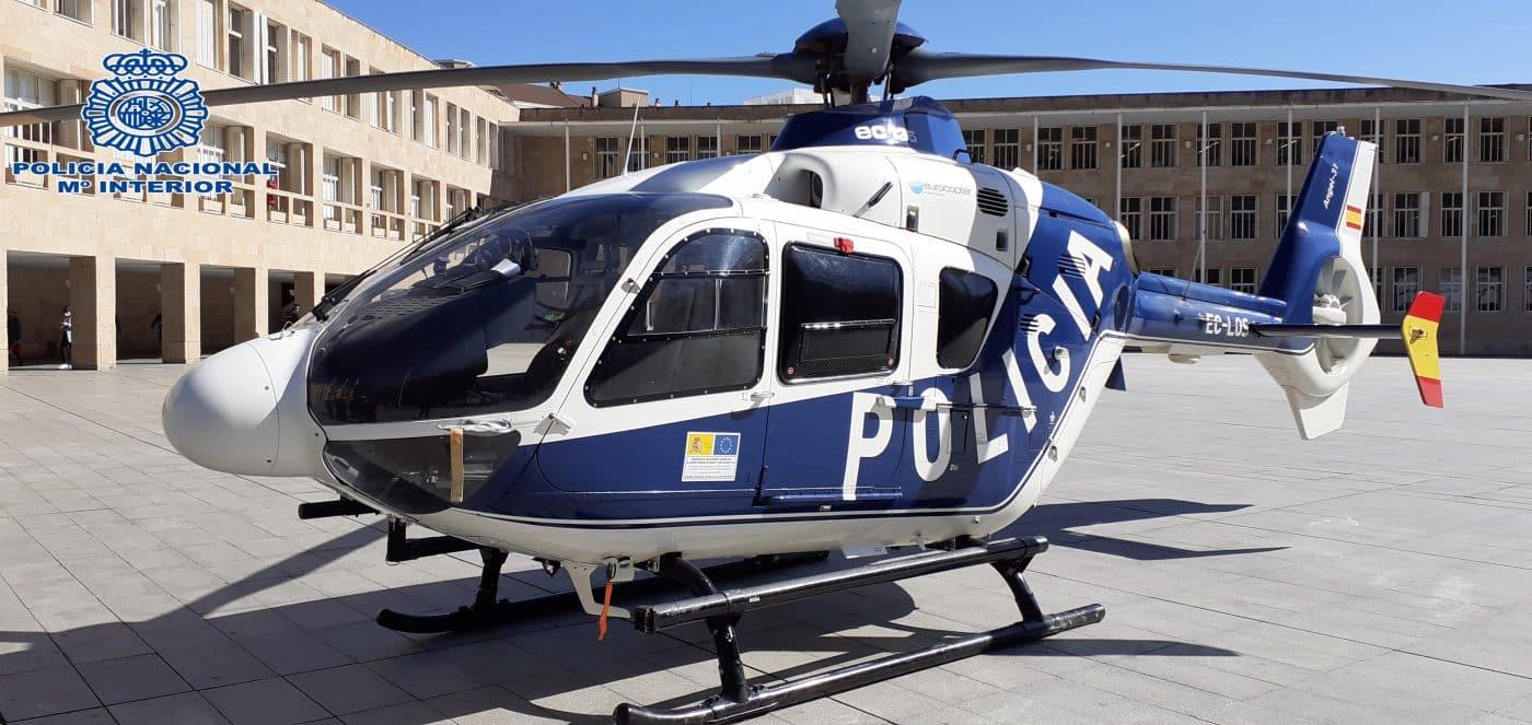 La Rioja ya cuenta con una Unidad de Seguridad y Protección Aérea 1