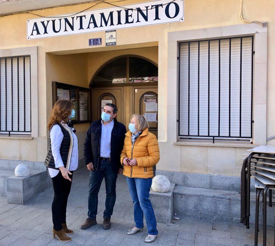 El Gobierno riojano invierte 250.000 euros en Villar de Torre, Cordovín, Badarán y Cárdenas 3