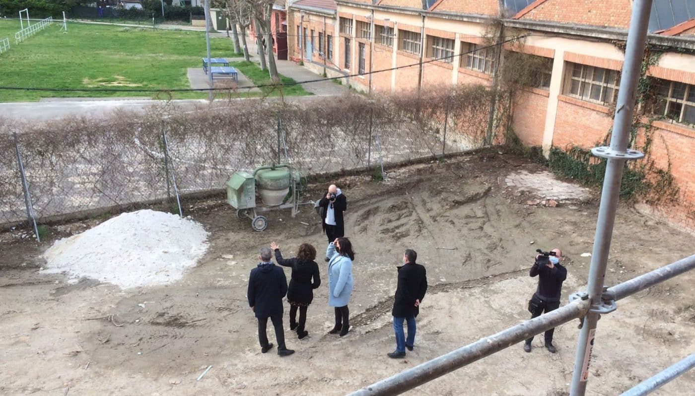 Casi medio millón de euros para la Estación Enológica de Haro 1