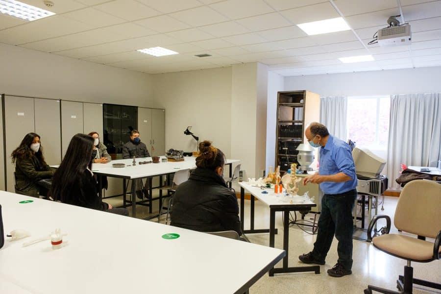 370 alumnos y sus familas visitan la UR en la jornada de puertas abiertas 6