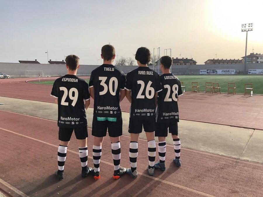 El Haro Sport Club, orgulloso de su cantera 1