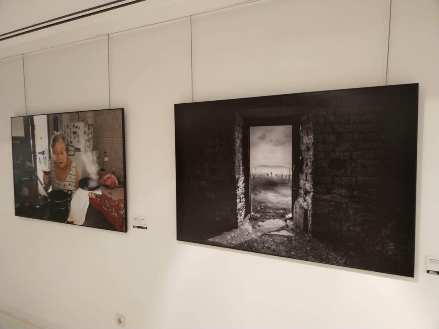 Santo Domingo acoge la exposición de fotografías 'El Rioja y los 5 Sentidos' 1